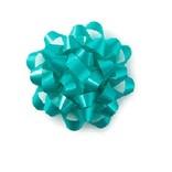 """4"""" Confetti Bow - Aqua"""