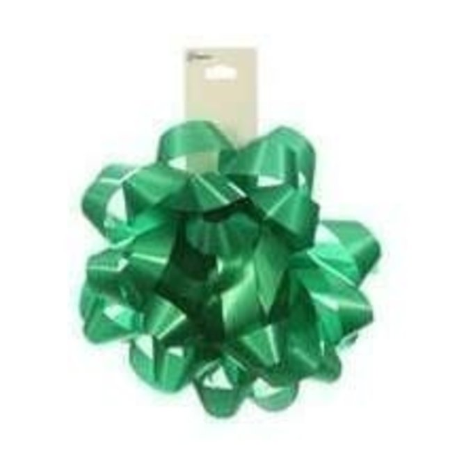 "6"" Splendorette Bow - Emerald Green"