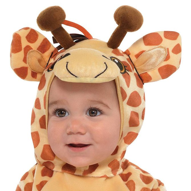 Baby Junior Giraffe (#201)