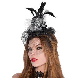 Fashion Skull Couture Headband