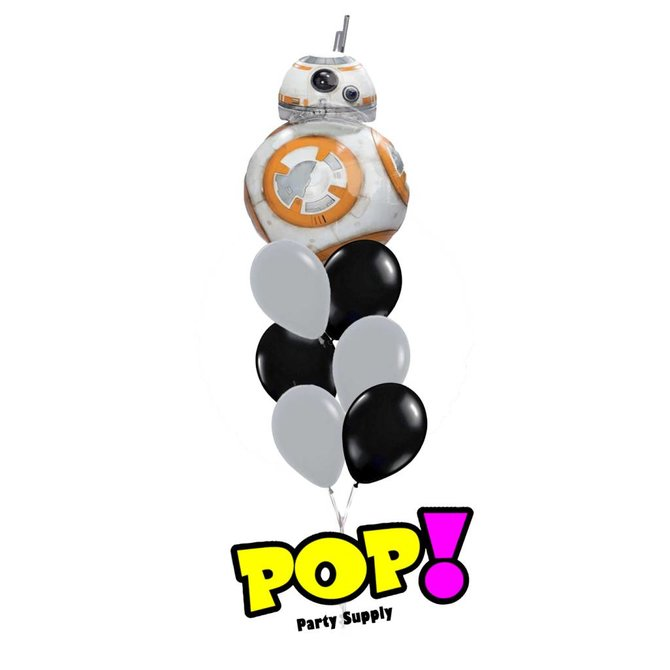 Star Wars BB8 Balloon, 33""