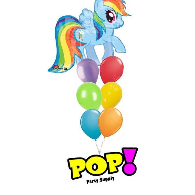 "My Little Pony Dash Balloon, 28"""