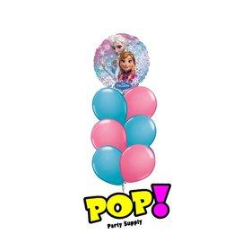 "Disney Frozen 2 Holographic Foil Balloon, 18"""