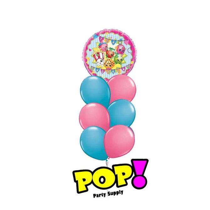 "Shopkins Balloon, 18"""