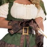 Womens Lady Robin Hoodie (#304)