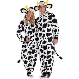 Adult Cow Zipster
