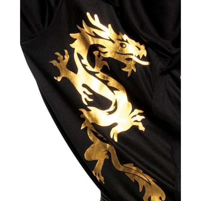 Adult Black Dragon Ninja (#296)