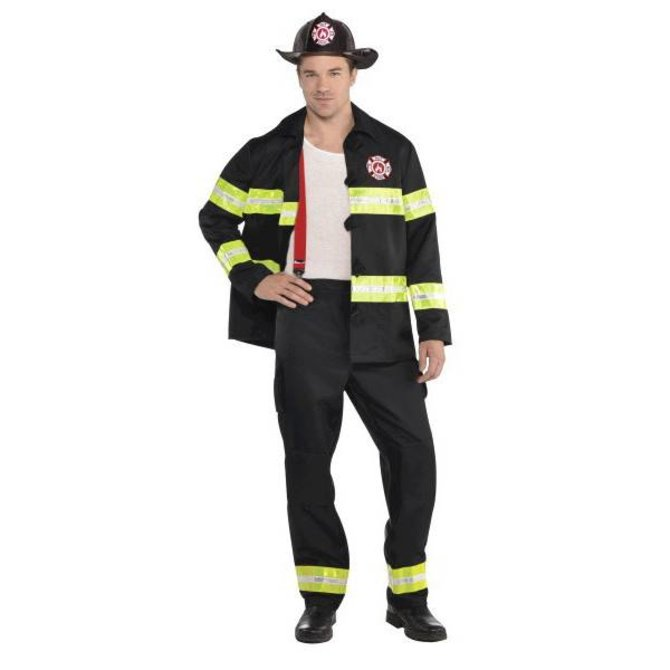 Adult Rescue Me Firefighter (#287)