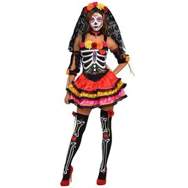 Womens Day Of The Dead Senorita