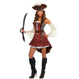 Womens Castaway Pirate