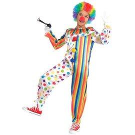 Child's Clown Jumpsuit - Standard
