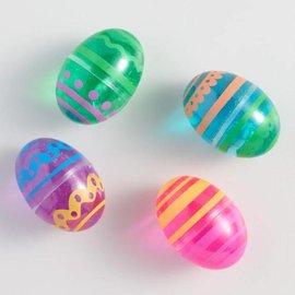 Glitter Putty Easter Egg