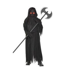 Boys Glaring Reaper w/LED Light-up Mask