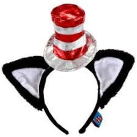 The Cat in the Hat Deluxe Headband