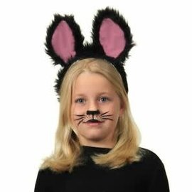 Cat Sound Activated Moving Ears Headband