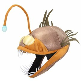 Light-Up Anglerfish Jawesome Hat