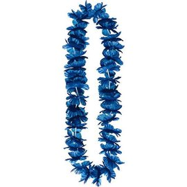 Blue Hawaiian Lei