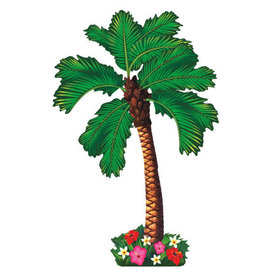 Jointed Palm Tree Cutout