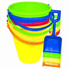 Small Pail with Shovel