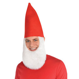 Hat With Gnome Beard