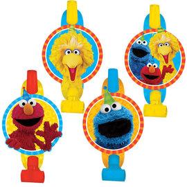 Blowouts Sesame Street
