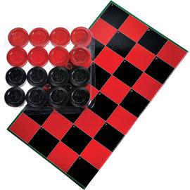 Checkers Board Game Classic