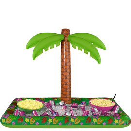 Inflatable Palm Tree Buffet Cooler