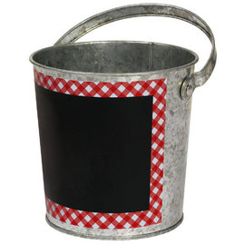 Picnic Party Chalkboard Bucket