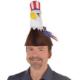 Patriotic Eagle Hat