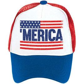 Patriotic Spirit Hat - Men's