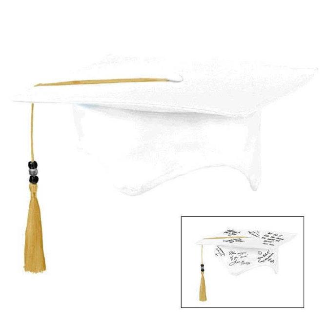 Autograph Grad Hat w/Pen