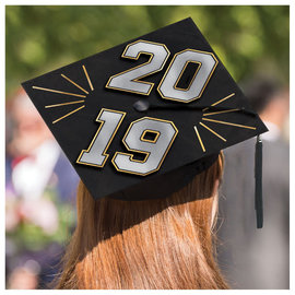 2019 Grad Cap Decorating Kit
