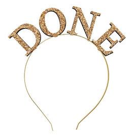"""""""Done"""" Headband"""