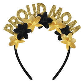 """Proud Mom"" Headband"