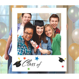 Graduation Polariod Frame