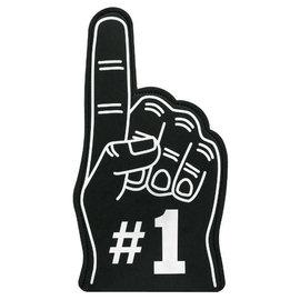 #1 Fan Finger - Black