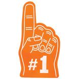 #1 Fan Finger - Orange