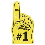 #1 Fan Finger - Yellow