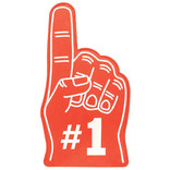 #1 Fan Finger - Red