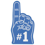 #1 Fan Finger - Blue