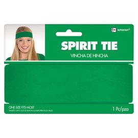 Green Spirit Head Tie