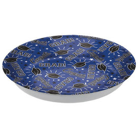 Grad Plastic Bowl - Blue