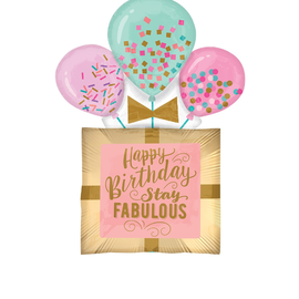 "Fabulous Birthday Gift 32"" (#132)"