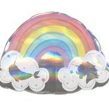"""Magical Rainbow, 28"""""""