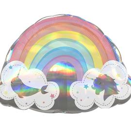 """Magical Rainbow, 28"""" (#15)"""