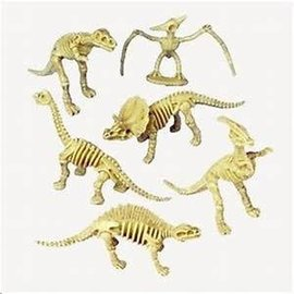 Skeleton Dinos, 12ct