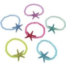 Starfish Bracelets, 6ct