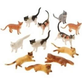 Mini Cats 12ct.