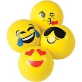 Emoji Bounce Balls, 12ct