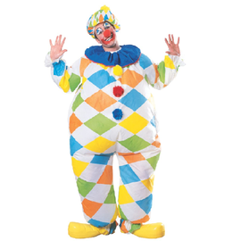 Adult Inflatable Clown